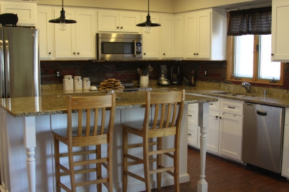 Finished Kitchen Remodel 1